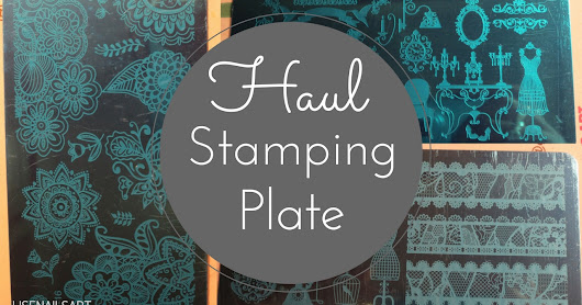 🔍 HAUL STAMPING PLATE ALIEXPRESS 🔎