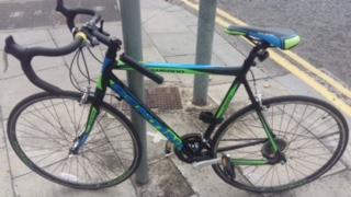 Stolen Bicycle - Bentini Lugano
