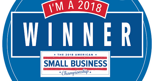 SurvivorEyes Inc. Named 2018 Small Business Champion