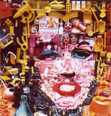 Obras de arte hechas con material reciclado