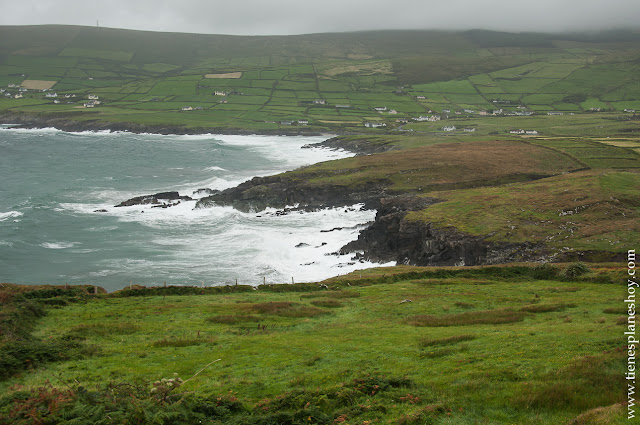 Paisaje Irlanda: Ring of Kerry