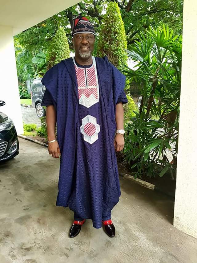 INEC obeys court order, suspends Dino Melaye's recall