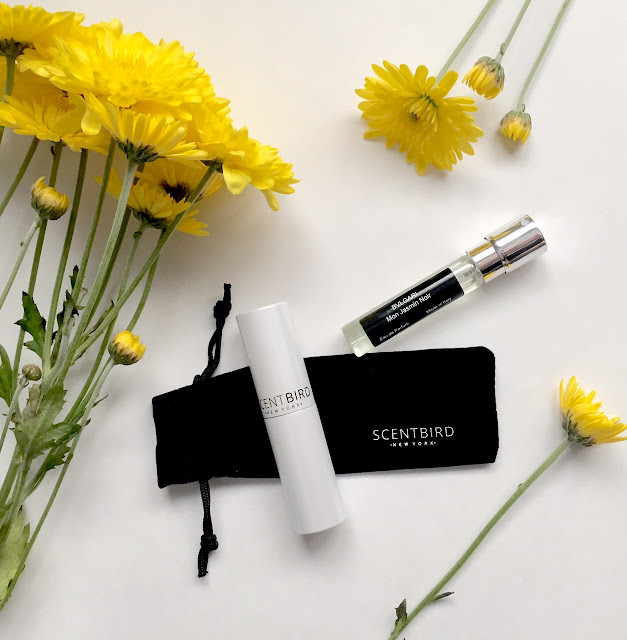 Sample Perfumes with Scentbird