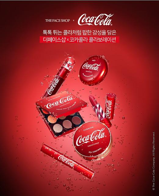 The Faceshop Coca Cola