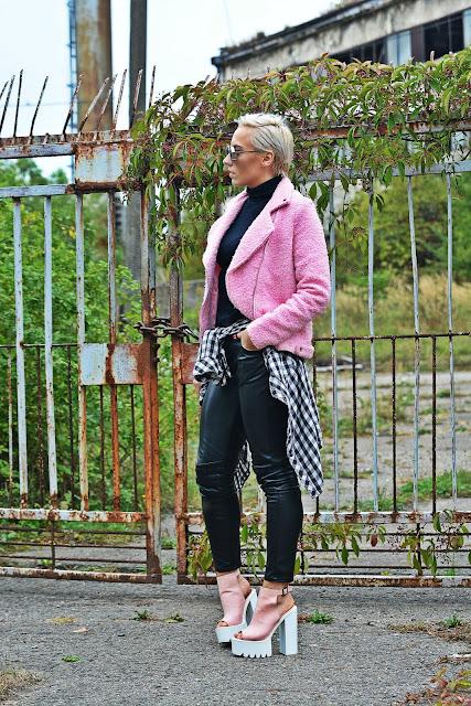 karyn_pink_jacket_plaid_shirt_karyn
