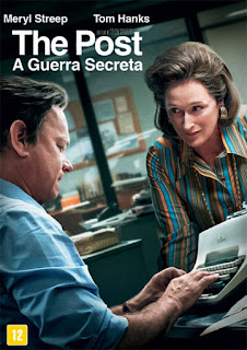 The Post: A Guerra Secreta - BDRip Dual Áudio