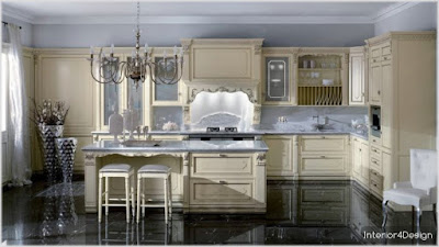 Classic Kitchen Decorations for Luxury Homes 18