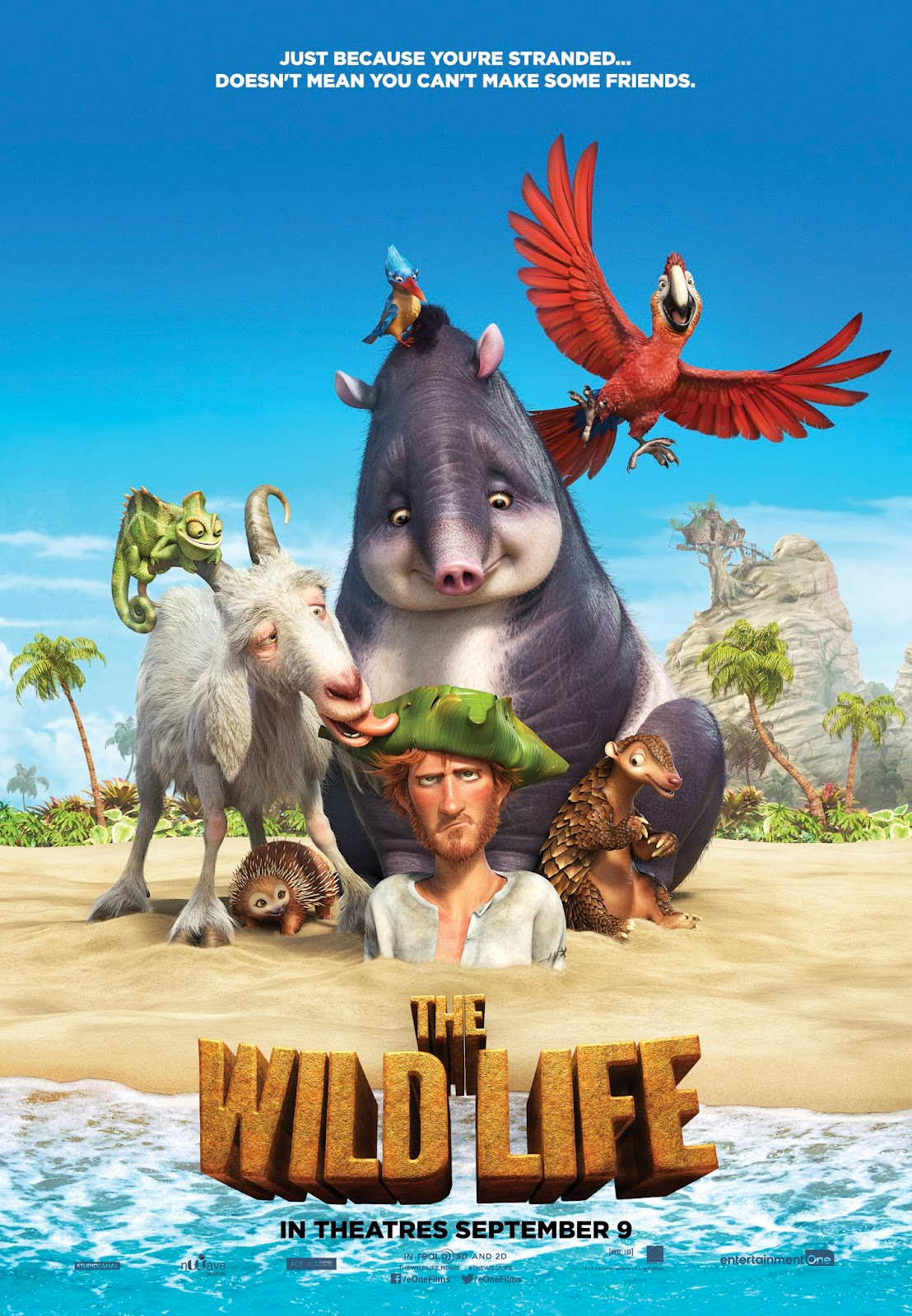 cinemablographer contest win tickets to see the wild life across