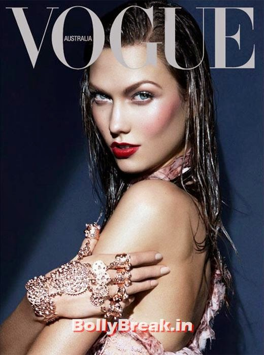 Karlie Kloss, Hot Pics of World's Top Supermodels 2014