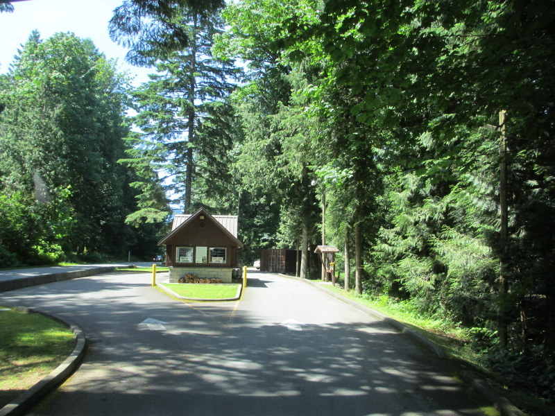Living the dream wednesday june 20 2012 travel to for Cabins at cultus lake