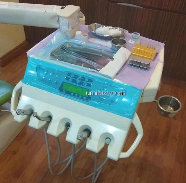 Rawatan Pergigian Di Dentessence Dental Clinic