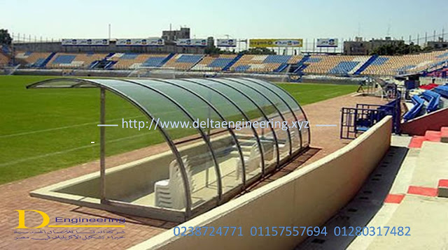 Polycarbonate roof panels / polycarb roofing in Egypt