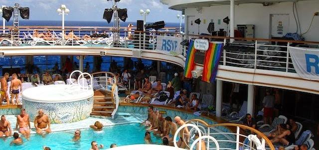 Crucero gay, 8