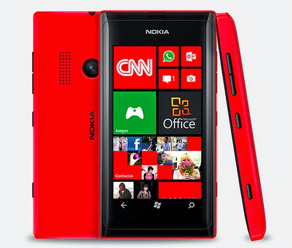 Nokia Lumia 505, Smartphone Windows Phone7.8