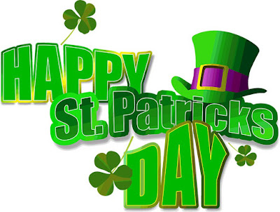 St Patrick's Wishes, Sms, Greetings 2017