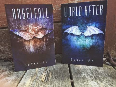 Book Review | Angelfall & World After by Susan Ee