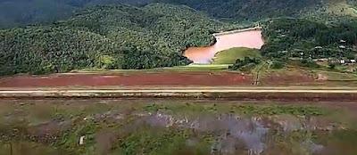 ANM: barragem em Barão de Cocais não é monitorada adequadamente