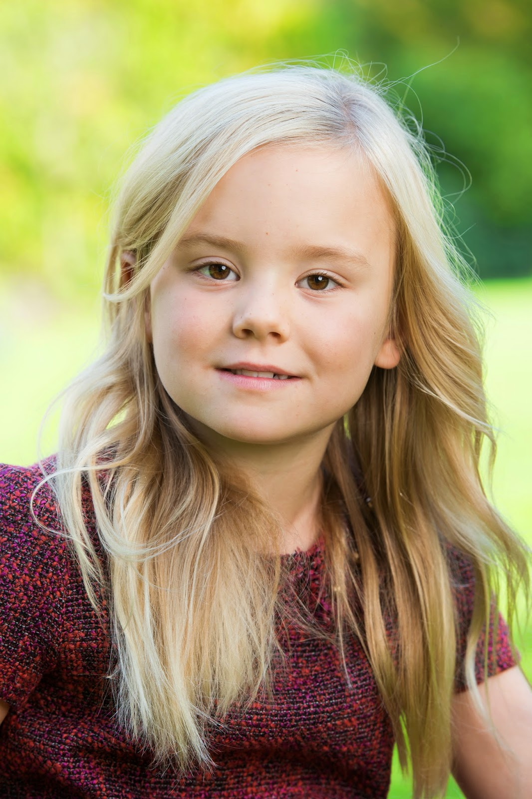 New Photographs Of Catharina Amalia Alexia And Ariane