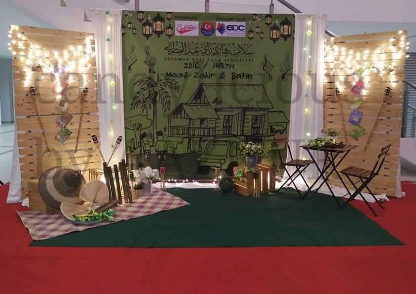 Cheritera Civil Deco Raya Johor Bahru