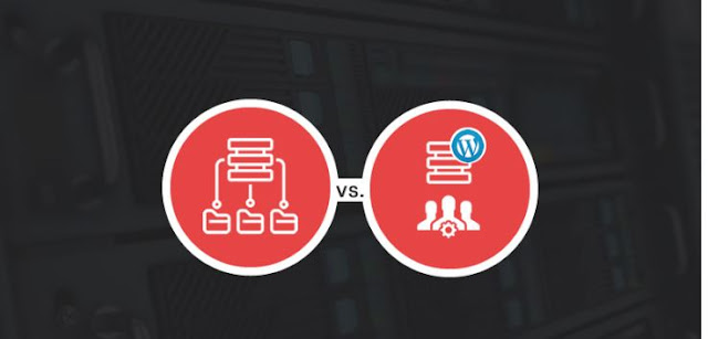 Shared WordPress Hosting vs Managed Hosting