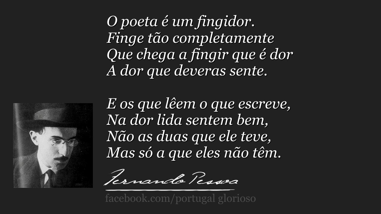 Video com 30 frases e pensamentos do mais universal poeta português
