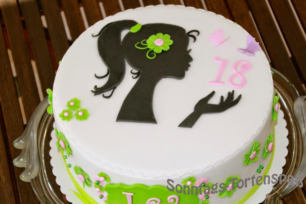 Kuchen Fur 18 Geburtstag Madchen Hylen Maddawards Com