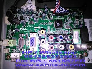 Mainboard Polytron PLD24D600W