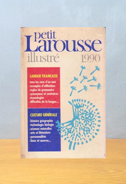 Kamus Perancis Petit Larousse Illustre
