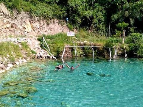 Lokasi dan Biaya Masuk Pemandian Lau Timah di Tanah Pinem Sumatera Utara