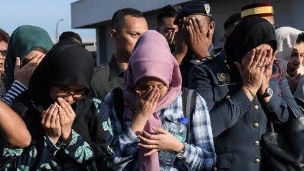 Jenazah Adib diterbangkan ke kampungnya di Kedah