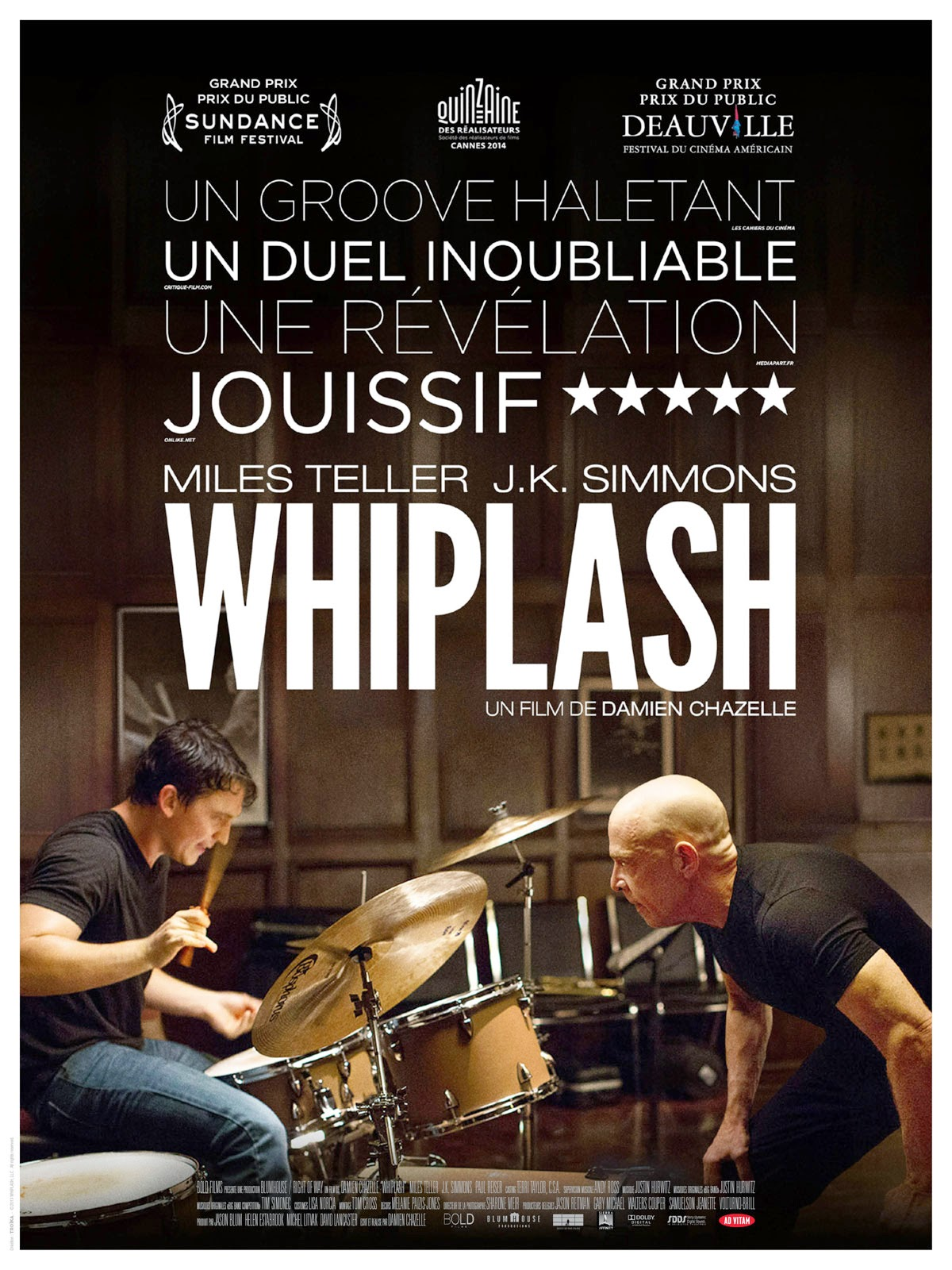 Whiplash (2014) HDRip ταινιες online seires oipeirates greek subs
