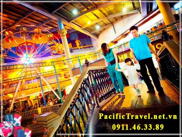 Tour Singapore - Malaysia 5 ngày 4 đêm dịp hè 2017 giá tốt từ TPHCM