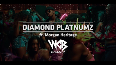 New VIDEO | Diamond Platnumz Ft Morgan Heritage - Hallelujah| (official video)