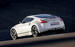 Nissan 370Z HD Wallpaper
