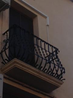 balcones, Beceite, Beseit 13