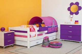 Peuter Groot Bed.Kidsgigant Nl Voorkom Dat Uw Peuter Uit Bed Valt