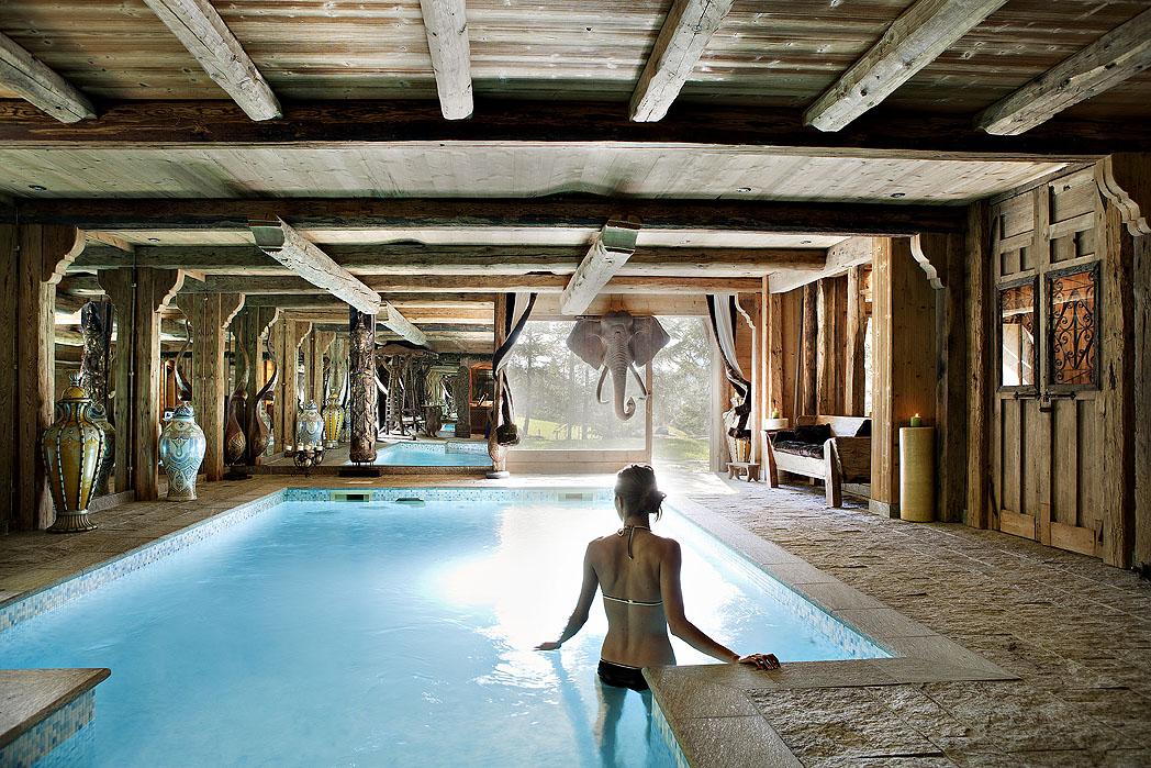Swimming pool design modern design by for Pool design france