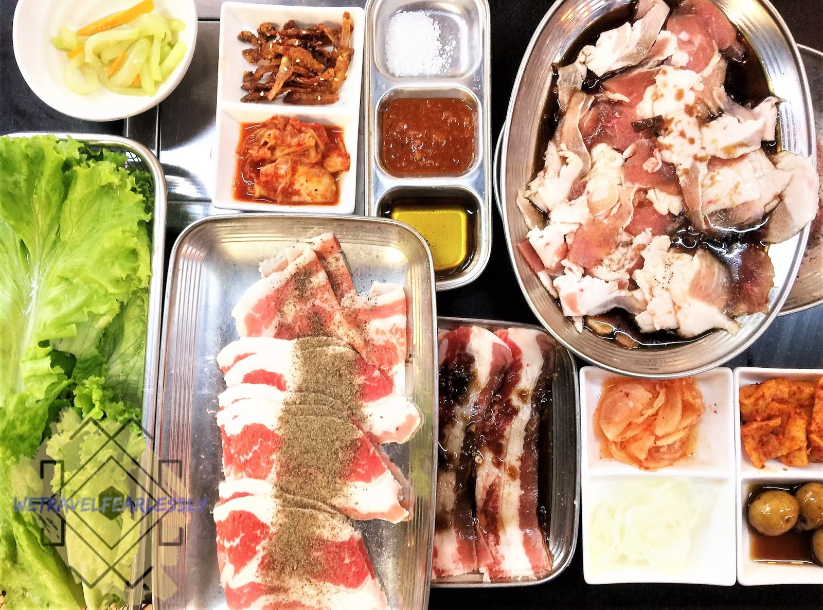 Samgyeopmasarap in SM Marikina - WTF Review