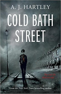Cold Bath Street by AJ Hartley