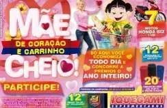 """Promoção Iquegami Dia das Mães 2019 """"Mãe de Coração e Carrinho Cheio"""""""