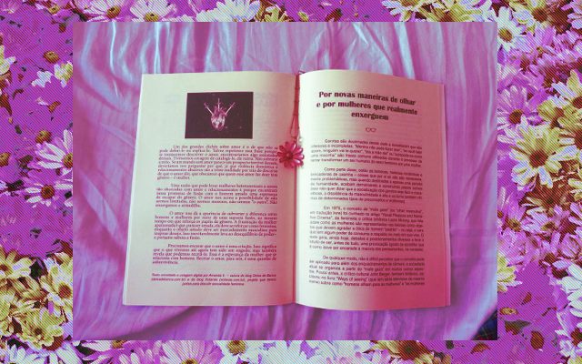 Zine feminista Vulva Revolução