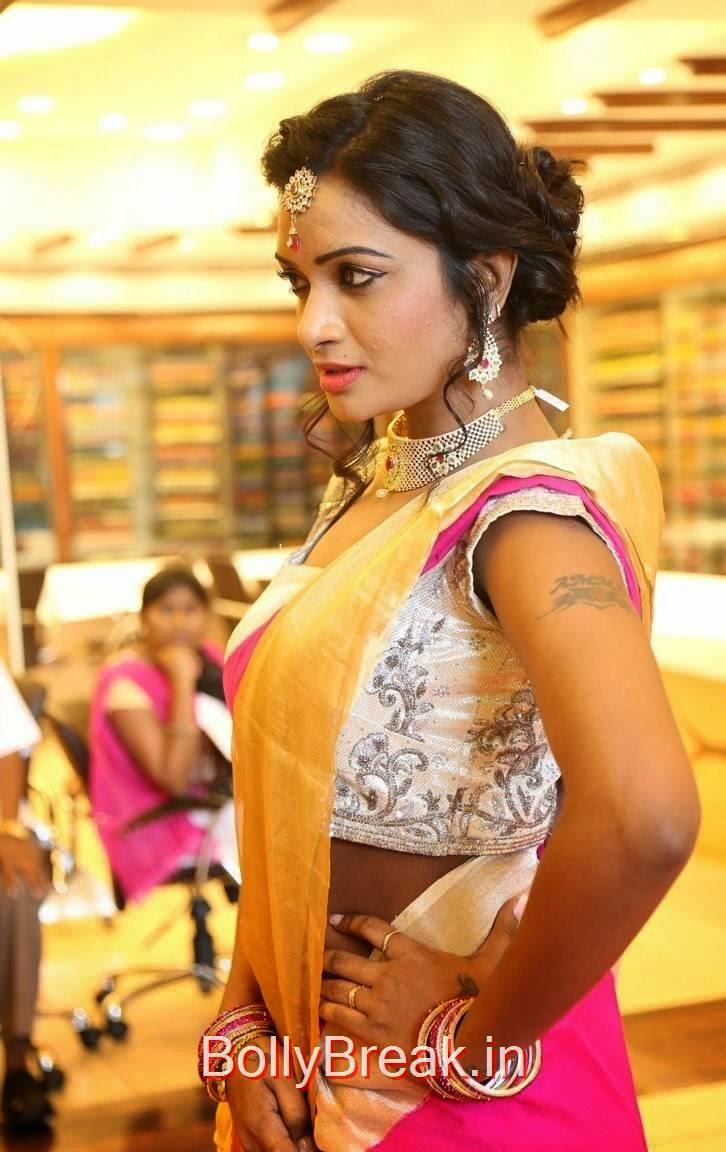 Sree Vani Reddy Photo Gallery, Sreevani Reddy Hot Hd Images in Saree