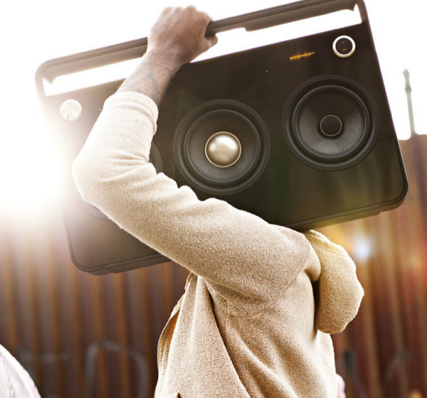 boombox for iphone ipod