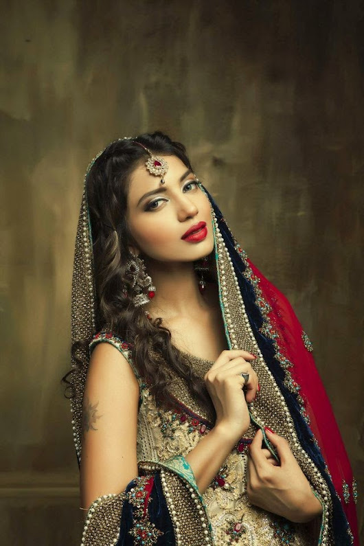 Pakistani Actress Mahira Khan Bridal Photography – MAXHDFILMS