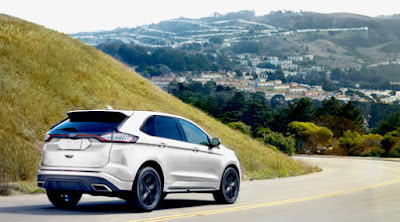 2016 Ford Edge Car Review