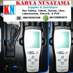 Jual Smart Analyzer Pendeteksi NH3 Smart Sensor AR8500 di Bekasi