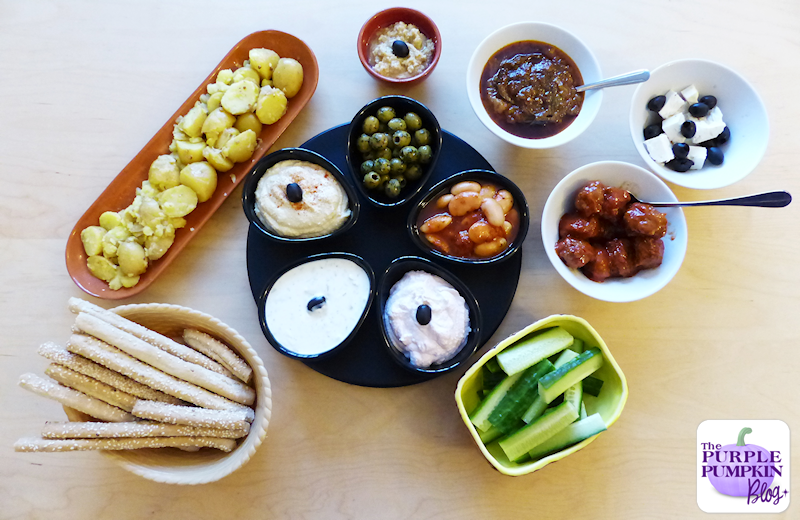 How to Prepare a Greek-Cypriot Meze for Six at Home [A #Shop with Asda + #CollectiveBias]