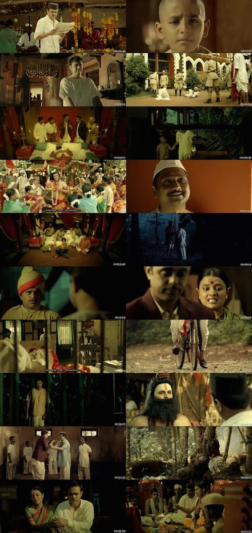 Sandook Marathi Movie DVDScr 300mb