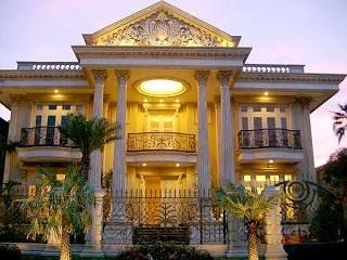 model rumah klasik 2