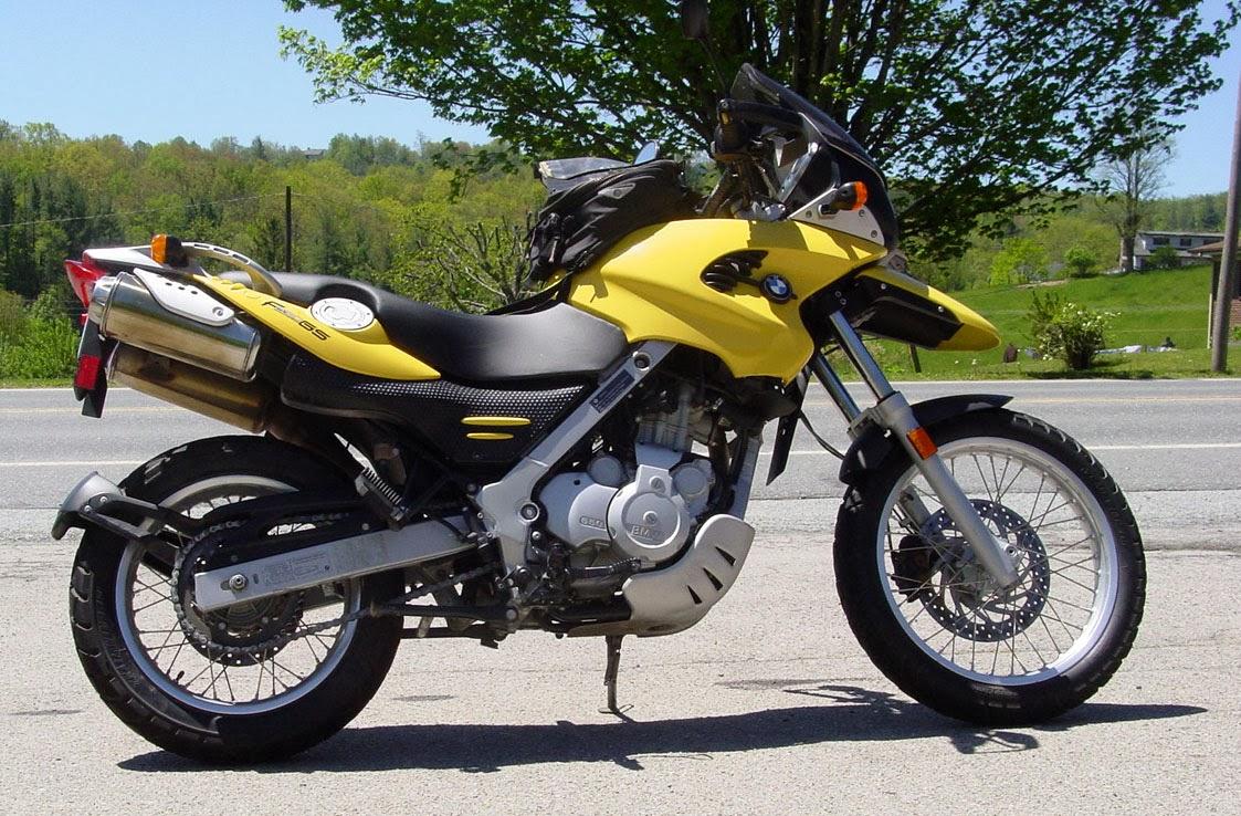 BMW F650 vs  Aprilia Pegaso 650 | Modification Motorcycle Style